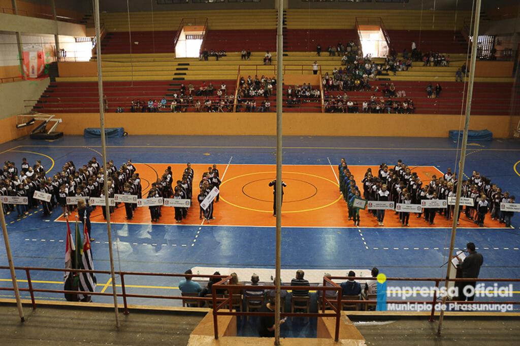 Educação Municipal realiza Olimpíadas Estudantis Luiara dos Santos Duarte
