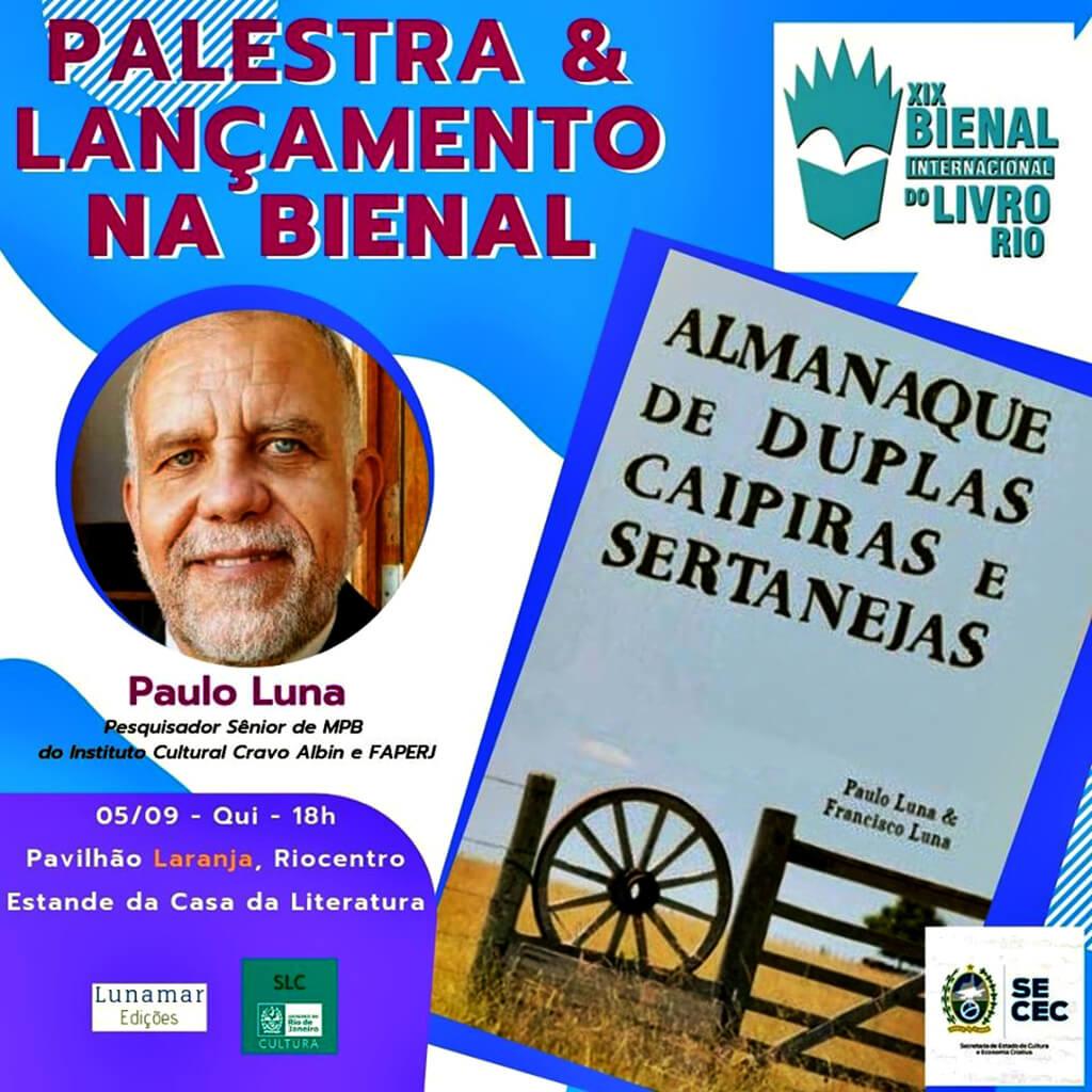 Livro inspirado na Semana Nenete será lançado na Bienal Internacional do Livro do Rio de Janeiro