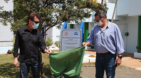 Pirassununga: Saep inaugura ampliação de estação de tratamento de água