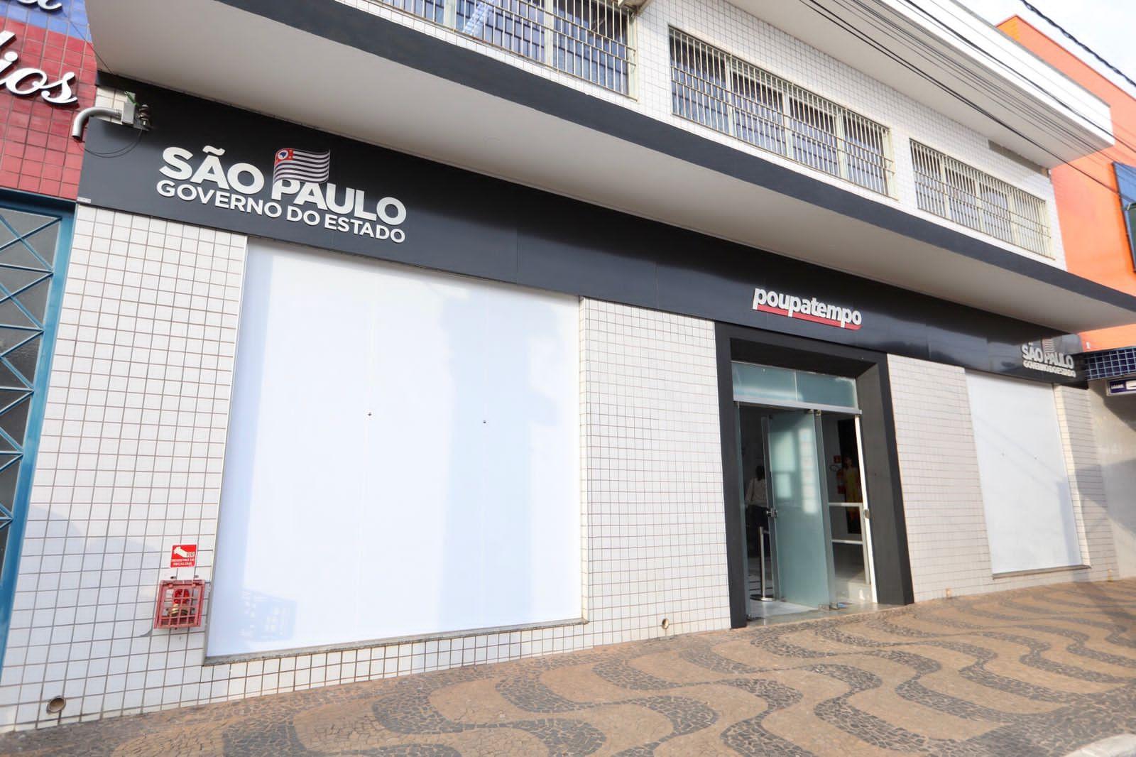 Unidade do Poupatempo é inaugurada em Porto Ferreira