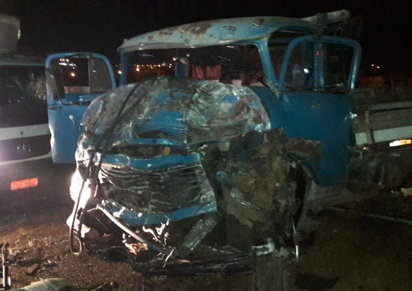 Grave acidente em Tambaú faz uma vítima fatal e outras ficam feridas
